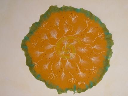 Frühlings - Mandala